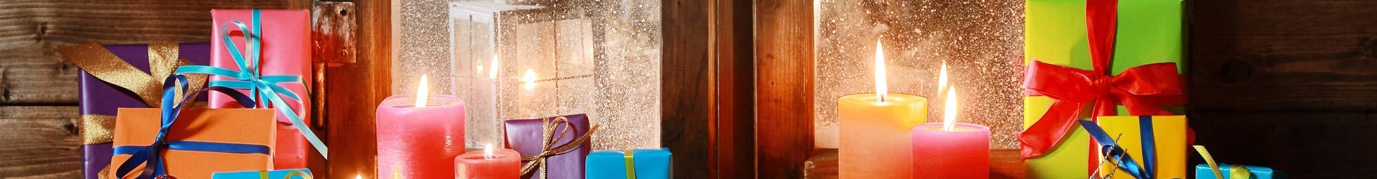 kerzenst nder julgris f r 4 kerzen wei st berkiste. Black Bedroom Furniture Sets. Home Design Ideas